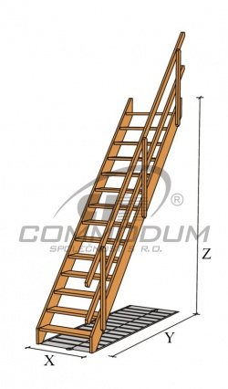 Levné schodiště