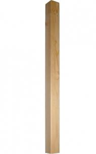 Dřevěné schody - Sloupek galerie 70x70x1050